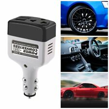 DC 12/24 V to AC 220 V Car Power Inverter Adapter Car Charger Converter