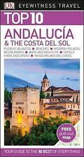 ANDALUCIA & THE COSTA DEL SOL 2017 EYEWITNESS TOP 10 TRAVEL GUIDE9780241259108