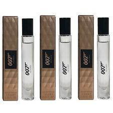 New Boxed James Bond 007 7.4ml x3 EDP Women Perfume Roller ball Pen