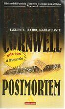G14 Postmortem Patricia Cornwell Allegato a il Giornale