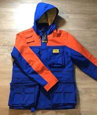 NEW Authentic Polo Ralph Lauren Men's M Royal Hi Tech Anorak Jacket 710716987002