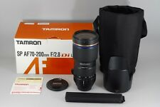 【AB Exc+】 Tamron SP AF 70-200mm f/2.8 Di LD IF MACRO Lens A001 for PENTAX #2567