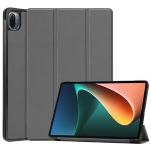 """For Xiaomi Mi Pad 5 / 5 Pro 11"""" Tablet Smart Leather Stand Magnetic Case Cover"""