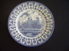 Ironstone 1960-1979 Staffordshire Pottery Dinner Plates