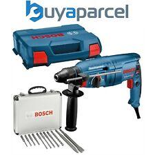 Bosch GBH2-25D 240v Sds Plus Furadeira De Impacto 790w GBH225D-Inclui Estojo