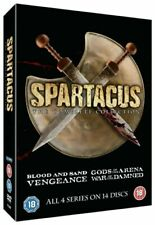 Spartacus The Complete Collection - DVD Region 2