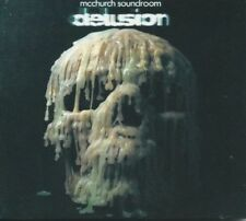 McCHURCH SOUNDROOM - DELUSION 71 ( AUDIO CD in JEWEL CASE )