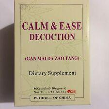 Calm and Ease Decoction - Gan Mai Da Zao Tang - 甘麥大棗湯