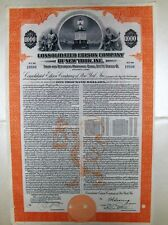 Consolidated Edison Company of New York, Inc $1000 bond dated 1951