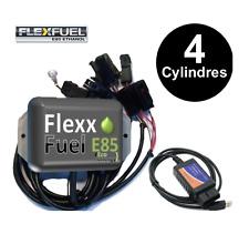 KIT ETHANOL E85 - 4 CYLINDRES, FLEX FUEL KIT, KIT DE CONVERSION BIOETHANOL E85