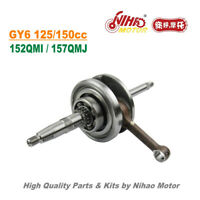 TZ-41 125cc 150cc Crankshaft GY6 Parts Chinese Scooter Motorcycle 152QMI