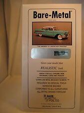 BARE METAL FOIL BMF-1 CHROME FOIL