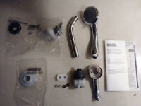 Delta T17494-I Faucet Linden 17 Series Dual-Function Tub and Shower Trim Kit