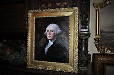 Museum Quality George Washington    Oil Painting