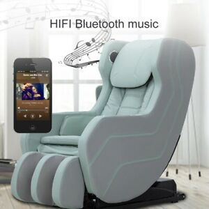 3D Massage Chair With Foot Massage For Full Body Relax Massage Chair Support USB