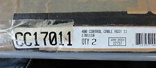 Teleflex inboard outboard control cables Pre 1979 3.5m long  CC17011 A PAIR (5)