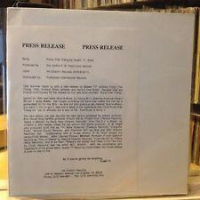 "[EDM]~NM 12""~QUEEN T.~CRYSTAL BLAKE~Pump That Thang~[x8 Mixes]~PROMO~[w/INSERT]~"