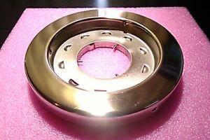 HARBOR BREEZE Builders series ceiling fan light pan brushed nickel 205302