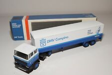 ± LION CAR DAF 2800 TRUCK WITH TRAILER DMV CAMPINA NEAR MINT BOXED