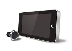 Exitec Basic Digital Door Viewer w/ 102mm Screen - JY8040
