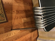 New listing Ping I5 Orange Dot Iron Set Stiff Flex Rifle Steel 4-Pw & SW
