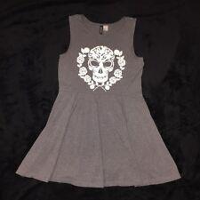 Skull Dress Size Medium