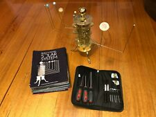 SOLAR SYSTEM ORRERY BUILD A MODEL COMPLETE ISSUES 1-52 BY EAGLEMOSS