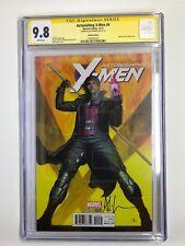 Marvel's Astonishing X-Men #4 Variant Signed by Adi Granov CGC 9.8