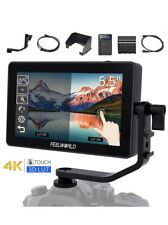 FEELWORLD F6 Plus 5.5 Inch Touch Screen DSLR Camera Field Monitor