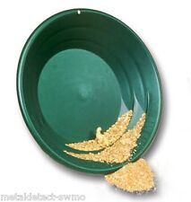 "Garrett Prospector Mining Gravity Trap Super Sluice 15"" Gold Pan - Free Shipping"