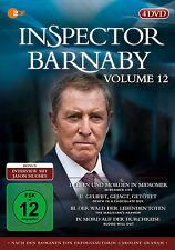 4 DVDs  * INSPECTOR BARNABY - VOLUME 12  # NEU OVP