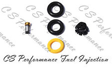 BMW 2.8 3.2 Fuel Injector Service Rebuild Kit Orings Filter Pintle Cap CSKBO81