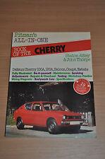 DATSUN Cherry Pitmann`s All in One 110 Reparaturanleitung Manual
