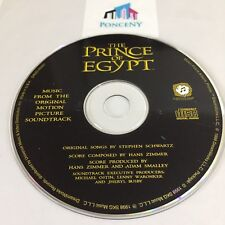 The Prince of Egypt by Hans Zimmer Composer CD, Nov 1998