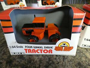 1987 Big Bud 525/84---- Four Wheel Drive Tractor---- ERTL 1/64