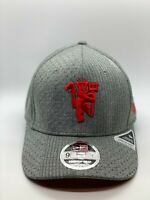New Era Premier League Manchester United 9Fifty Stretch-Snapback Gray OSFM NWT