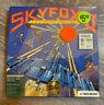 Vintage New Sealed - Skyfox II The Cygnus Conflict (PC, IBM, Tandy, DOS, 1988)