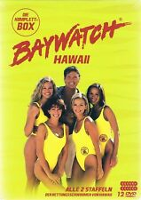 BAYWATCH HAWAII - COMPLETE SEASON 10 & 11 box set  DVD - PAL Region 2 - New
