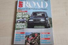 163914) Toyota Land Cruiser Station FJ 62 im TEST - Off Road 10/1988