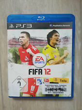 Game Spiel Fußball FIFA 12 Sony Playstation PS 3 PS3