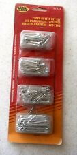 Tool Cache 220 Piece Cotter Key Assortment New #51335