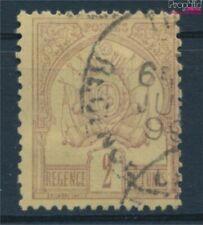 Tunesië Mi.-Aantal.: 2 gestempeld 1888 Crest (9413420