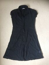 Atmosphere Black Shirt Dress Size 14