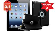 BUNDLE Apple iPad 4th Gen. 16GB, Wi-Fi, 9.7in - Black - GREAT CONDITION (R-D)