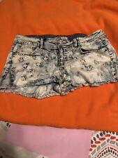 Lei Shorts Size 11 Lowrise