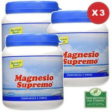 Magnesio Supremo 300gr - Natural Point [3 Confezioni]