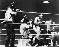 1969 Boxers MUHAMMAD ALI & ROCKY MARCIANO Glossy 8x10 Photo Boxing Poster Print