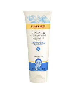 Burt's Bees Hydrating Overnight Face Mask - 2.5oz New and Sealed