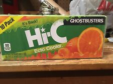 1 X Ghostbusters Hi C Ecto Cooler 10 Pack ! 2016 Movie