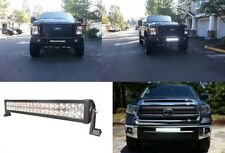 "120w Cree Light Bar Led 20"" Spot Combo Beam Work Off Road Fog New Free Shipping"